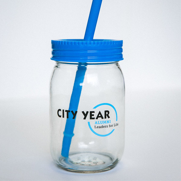 City Year Alumni Mason Tumbler