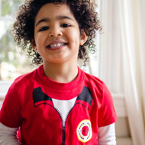 Kid's Red Jacket Tee