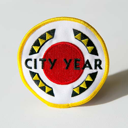City Year Patch