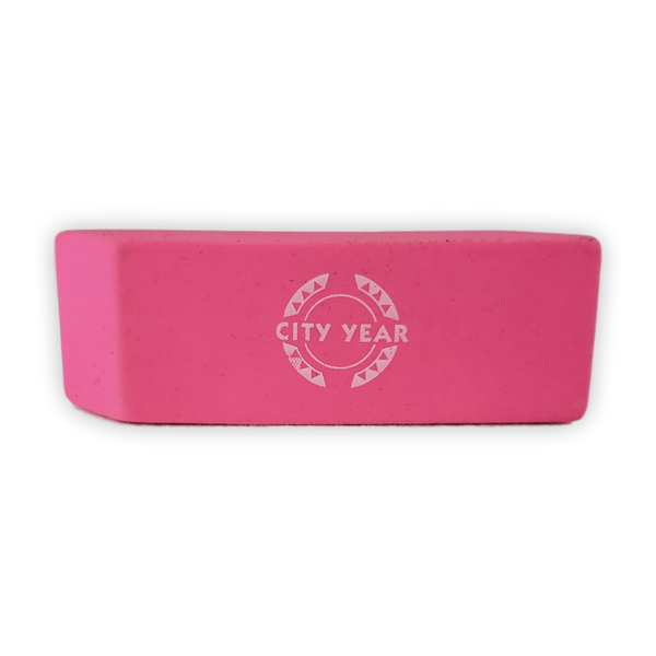City Year Eraser