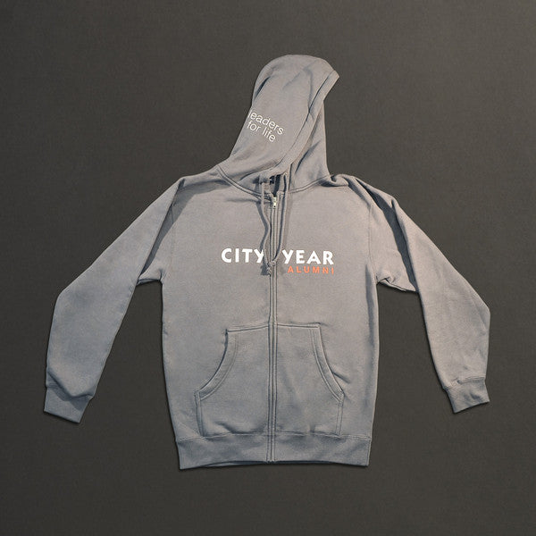 City Year  - ALUMNI hoodie MEN