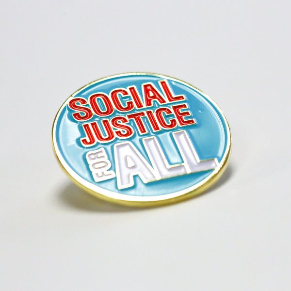 City Year  - Social Justice - Lapel Pin
