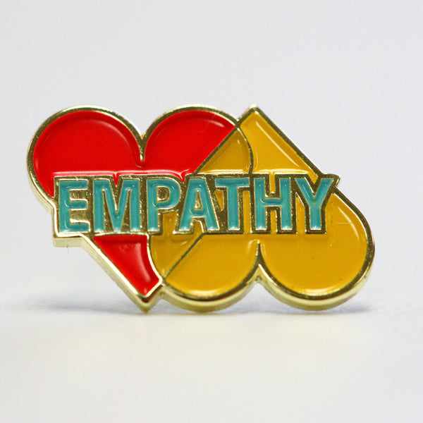 Empathy - Lapel Pin