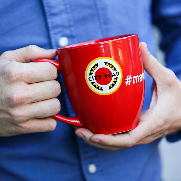 #makebetterhappen mug