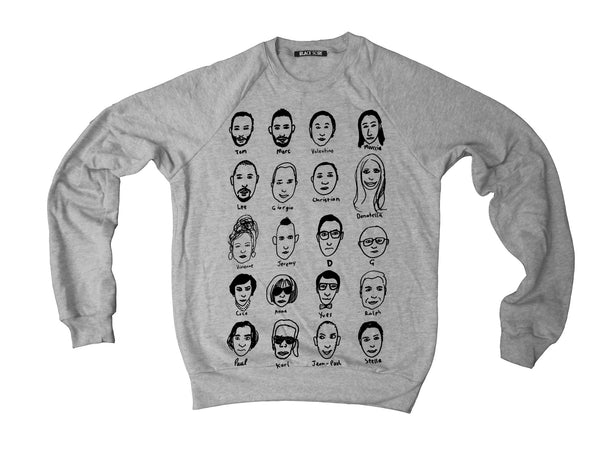 Fashion Heroes Sweatshirt