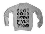 Girl Heroes Sweatshirt