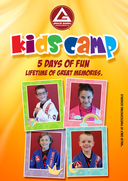 Kids Summer Camp -  2018