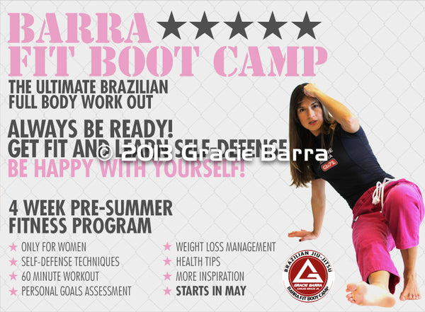 Barra Fit Boot Camp Digital Ads