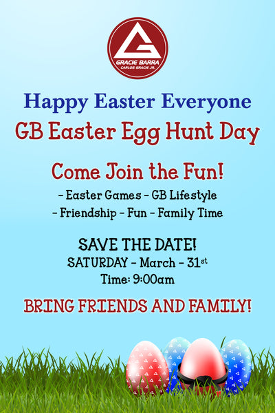GB EGG HUNT DAY