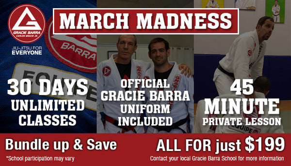 March 2015 Monthly Campaign
