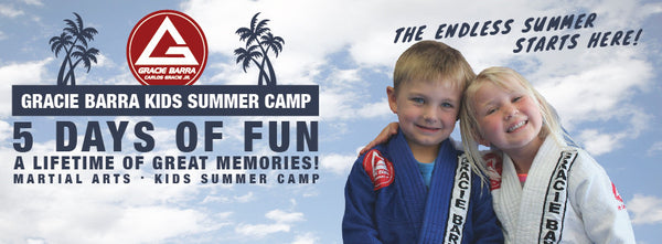 SUMMER CAMP - 2014 Monthly Marketing Campaign