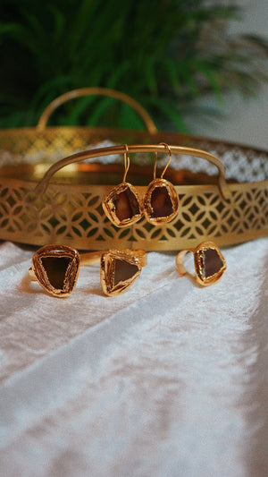 Mehera Three Piece Set (Amber)