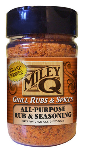 All-Purpose Rub & Seasoning