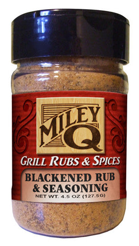 Blackened Rub & Seasoning