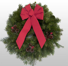Christmas Wreaths Delivered to Your Door