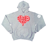 Been In Love Pullover Hood
