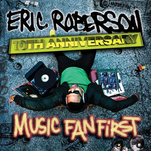Music Fan First 10th Anniversary Edition CD