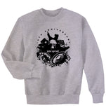 10th Anniversary Music Fan First Men's Crewneck Sweatshirt