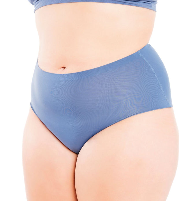 High Waisted Seamless Panty