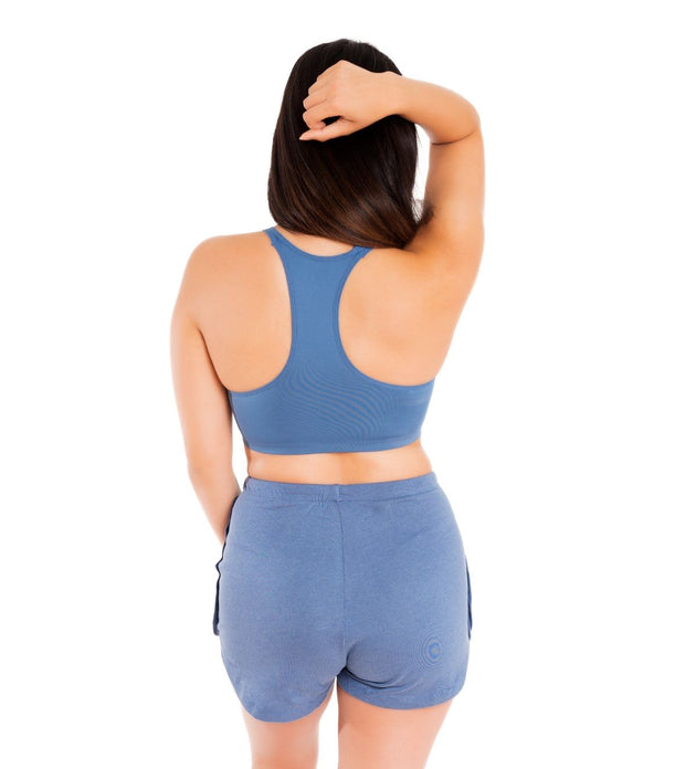 High Waisted Dolphin Short
