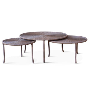 Indoor/Outdoor Lily Pad Tables