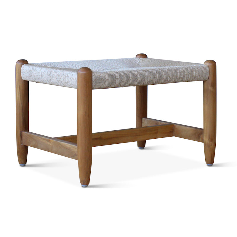 Indoor/Outdoor Loma Ottoman