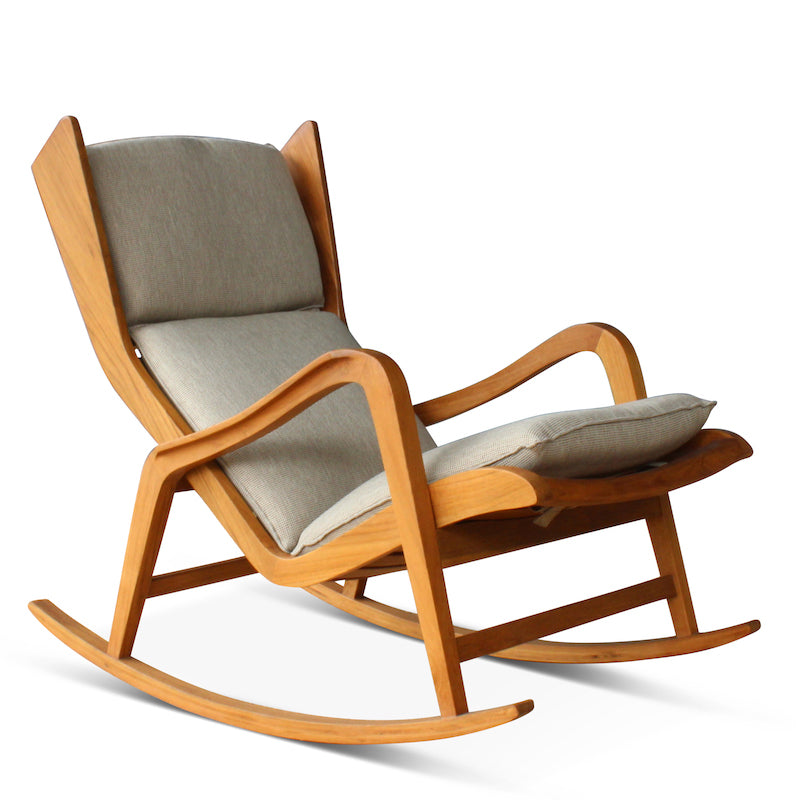 Outdoor Laurel Rocking Chair