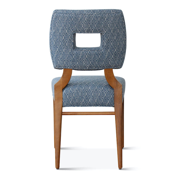 How to Marry A Millionaire Upholstered Side Chair