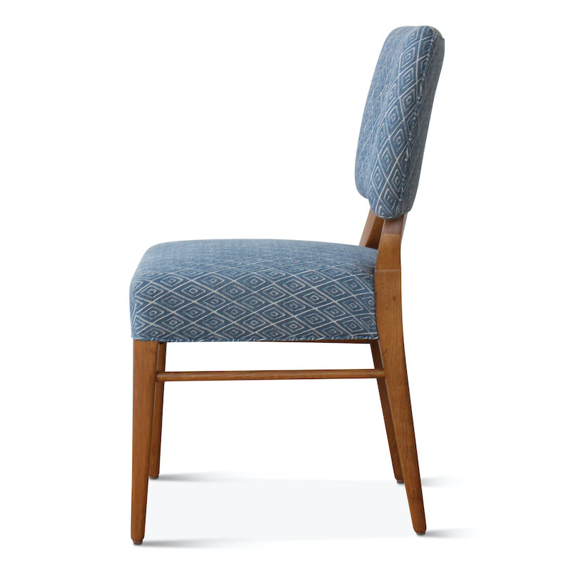 How To Marry A Millionaire Upholstered Side Chair Hollywood At Home