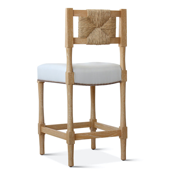 New York Athletic Club Counter Stool
