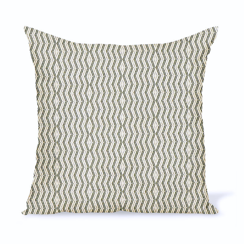 Peter Dunham Textiles Outdoor Persis in Green Pillow
