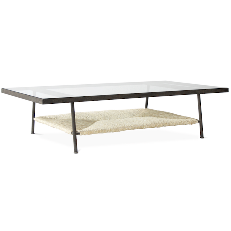 The Canyon Coffee Table Is Handmade In Los Angeles And Designed By Peter  Dunham For Hollywood ...