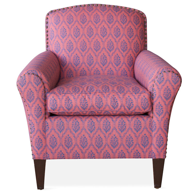 Our Hemingway Armchair, Inspired By A Vintage Piece Our Founder Peter  Dunham Found, ...