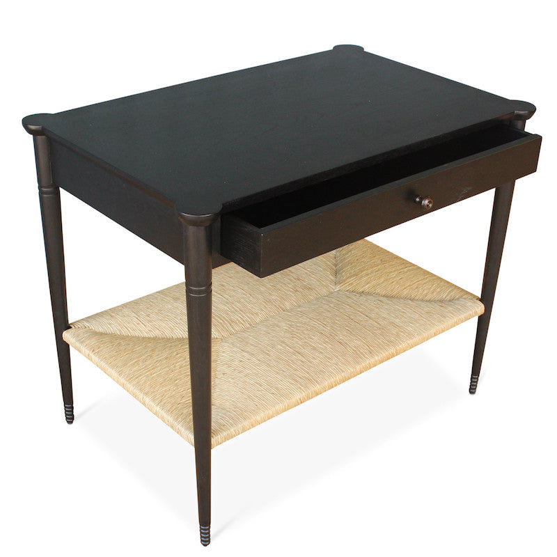 ... Our Holden End Table, Designed By Peter Dunham For Hollywood At Home,  Is Hand