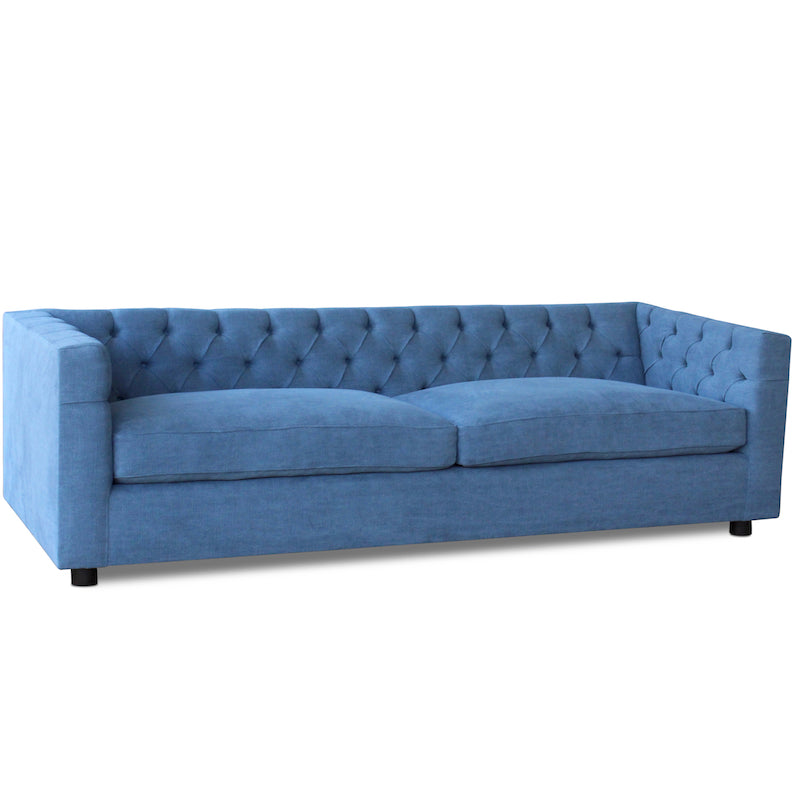 Charmant ... Our Beautiful Wormley Sofa Was Inspired By A 1950s Edward Wormley Sofa,  Featuring Button  ...