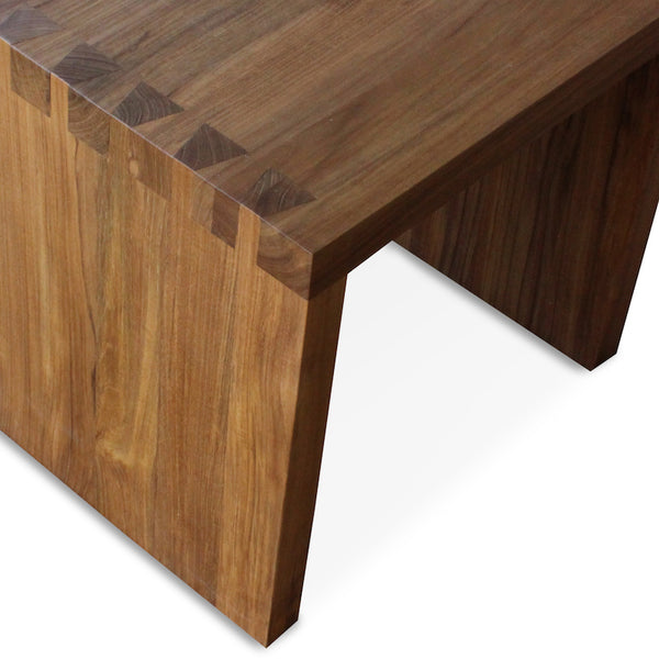Indoor/Outdoor Dovetail Side Table | Hollywood At Home