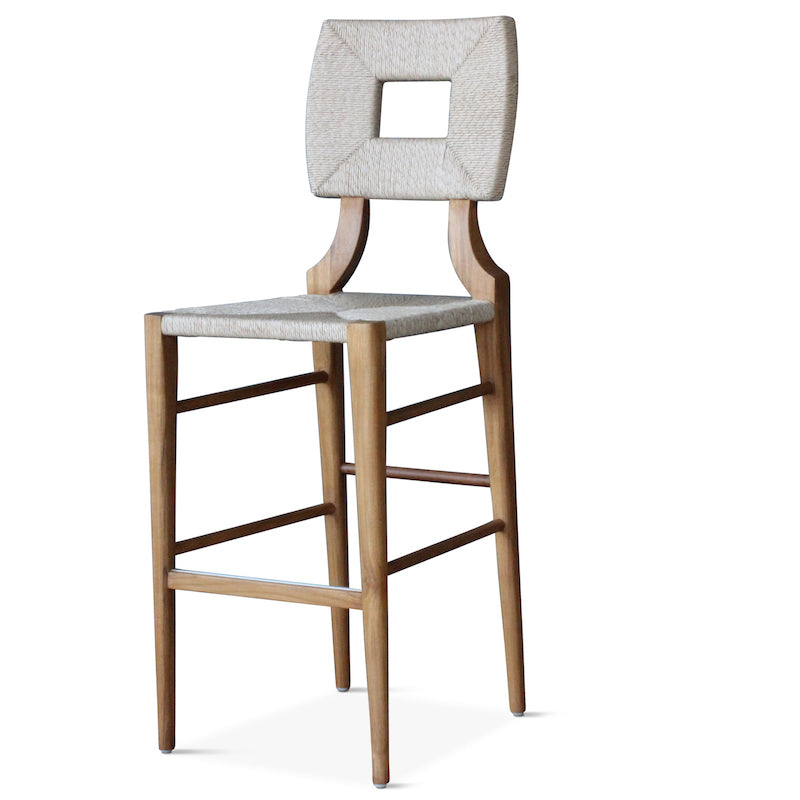 Outdoor How to Marry a Millionaire Barstool in Sand