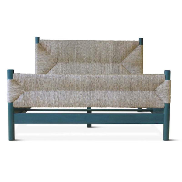 Perriand Natural Rush Bed