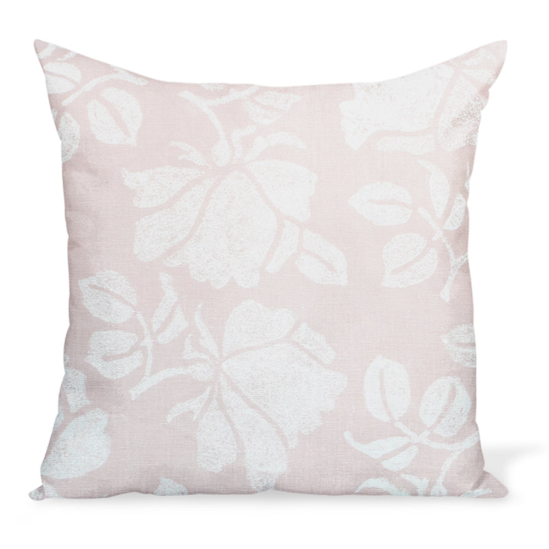 Peter Dunham Textiles Emilia in Pink/White Pillow