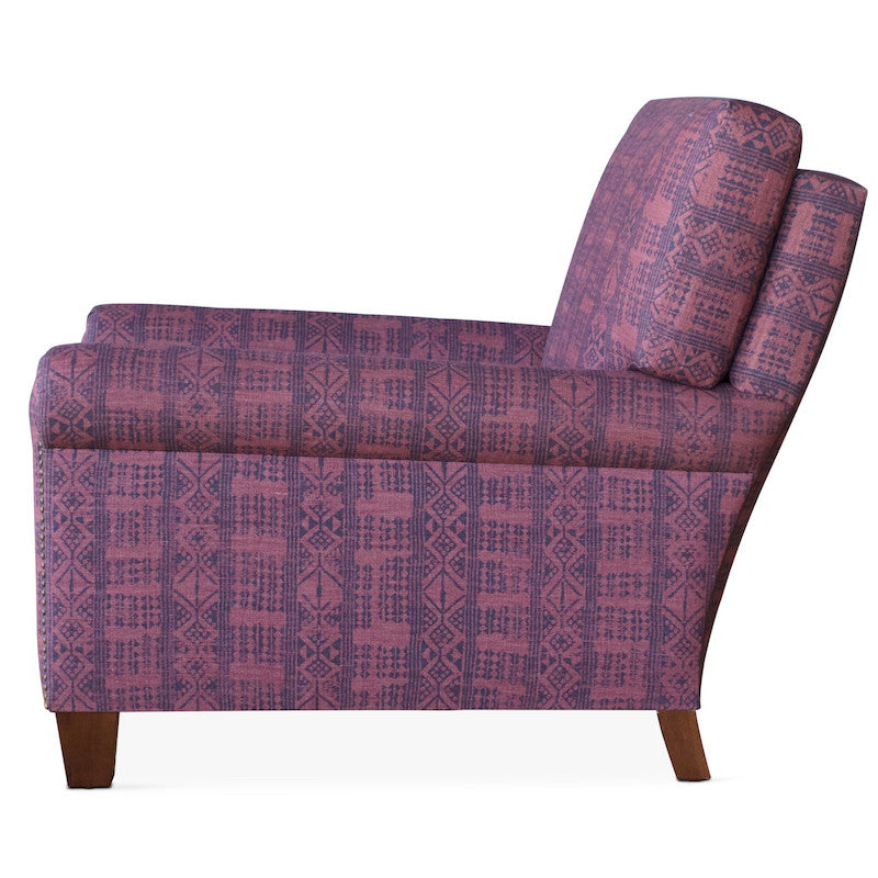 ... The Vista Upholstered Armchair, Designed By Hollywood At Home Founder  Peter Dunham, ...