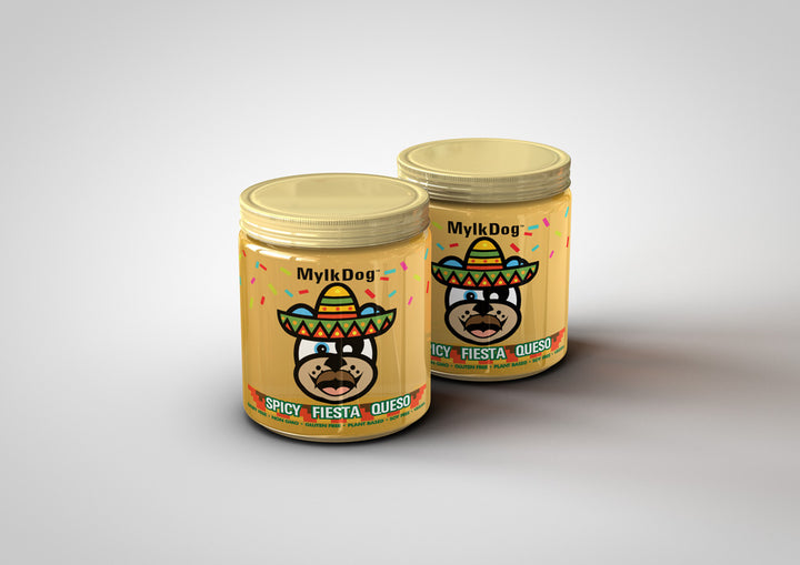 Spicy Fiesta Queso 12oz-(3) & 16oz-(2) Jars