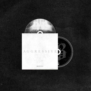 Beartooth Aggressive Deluxe CD/DVD