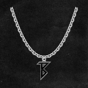 B Chain Necklace