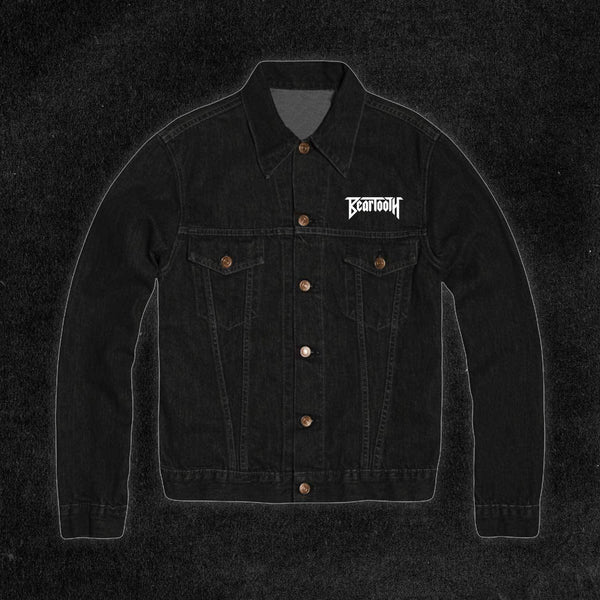 B Denim Jacket