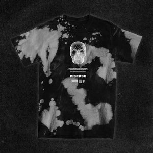 Stuck At The Surface Grey Dye Tee