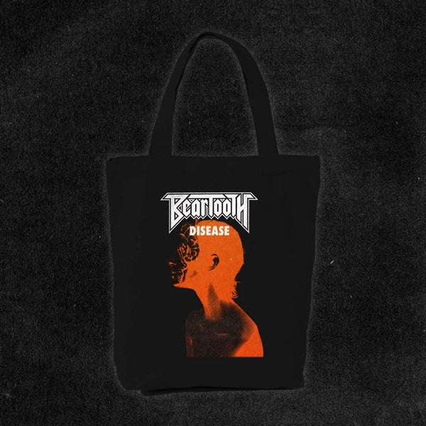 Disease PT 2 Tote Bag