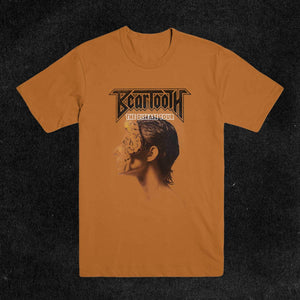 Beartooth - Disease Tour 2018 T-Shirt (Orange)