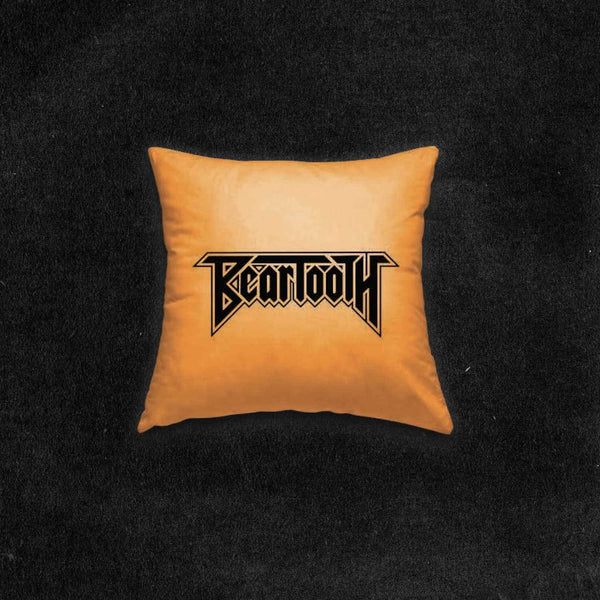 Logo Throw Pillow Case
