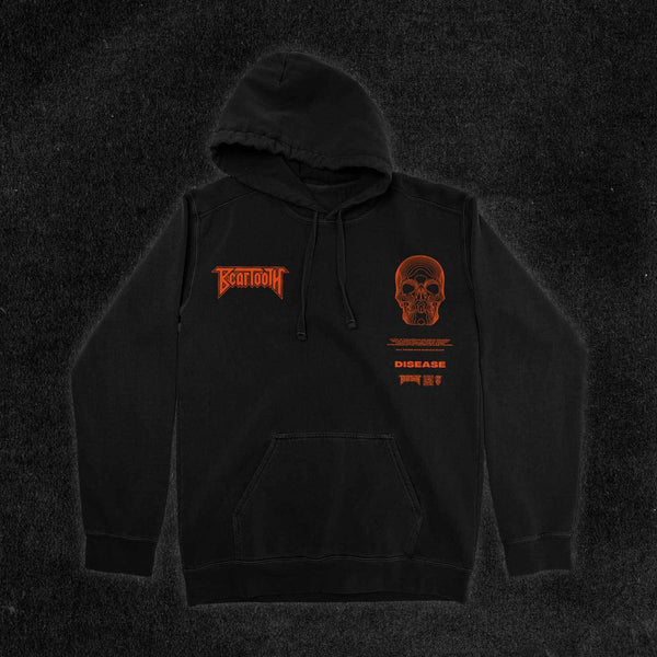 Stuck At The Surface Hoodie