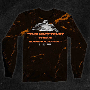 This Isn't Trust Dye Long Sleeve